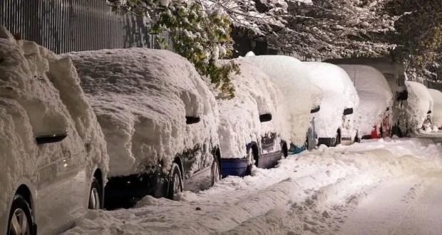 В Крыму при ухудшении погоды будут ограничивать движение транспорта
