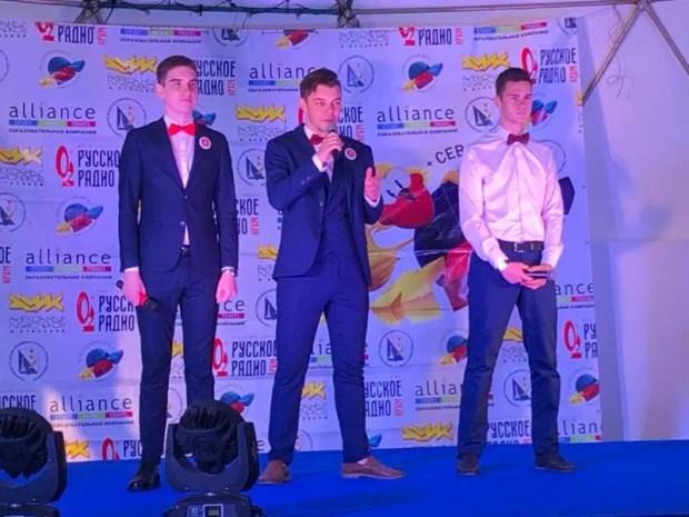 Команда КФУ - чемпион Севастопольской официальной лиги КВН