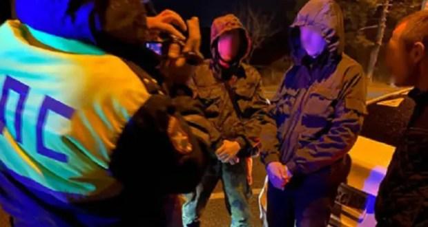 В Крыму инспекторы ДПС предотвратили распространение крупной партии синтетических наркотиков
