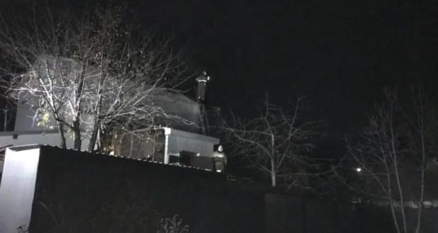 Вечерний пожар в Перевальном и еще шесть пожаров в Крыму. «Огненная» хроника 2 декабря