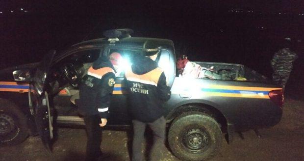 Туристам в Бахчисарайском районе довелось познакомится со спасателями