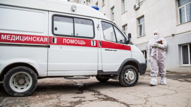 Официально: в Крыму с начала года от коронавируса умерло 400 человек