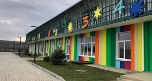 Завершено строительство детсада в селе Песчаное Бахчисарайского района