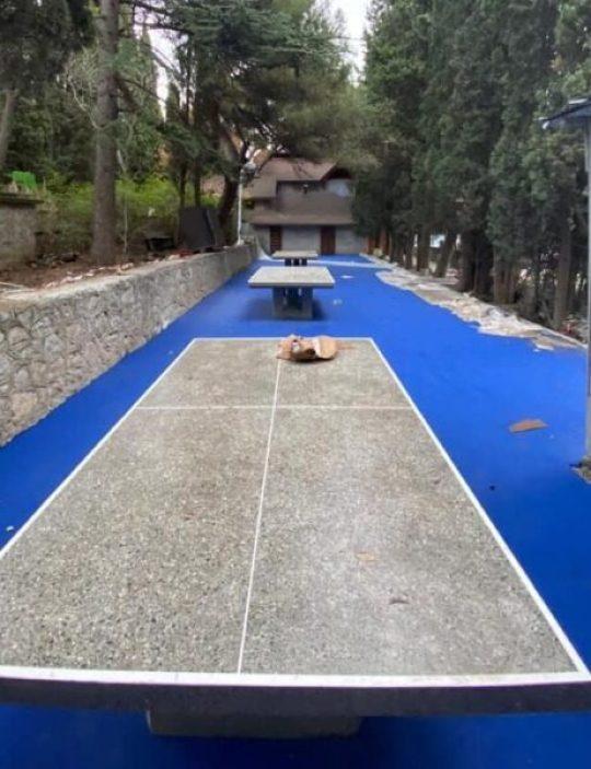 Капитальный ремонт Симеизского парка: завершается первая очередь
