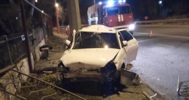 Недоброе утро 30 декабря. В Добром, на Ялтинской трассе погиб 23-летний водитель