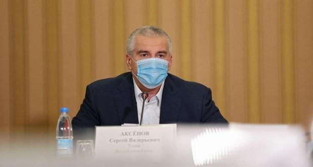 С января коронавирусных больных в Крыму будут консультировать в телефонном режиме