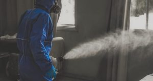 Из-за проблем с водой в Крыму «забили» на дезинфекцию