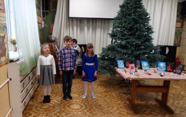 Нотариусы Севастополя поздравили воспитанников детского дома с Днём святого Николая