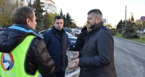 В Севастополе работы в рамках нацпроекта «Безопасные и качественные автодороги» в 2020-ом обещают выполнить в полном объеме