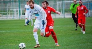 В чемпионате Премьер-лиги Крымского футбольного союза – перерыв до марта