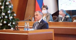 Владимир Константинов - о социальном бюджете Крыма