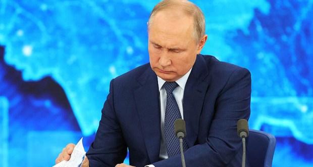 Пять тысяч под ёлочку. Путин подписал Указ «О единовременной выплате семьям, имеющим детей»