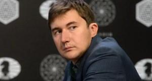 Сергей Карякин в Суперфинале чемпионата России по шахматам занял второе место