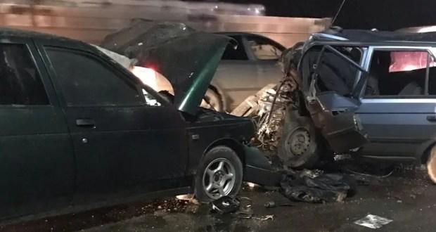Страшное ДТП на трассе «Джанкой – Симферополь»: трое погибших