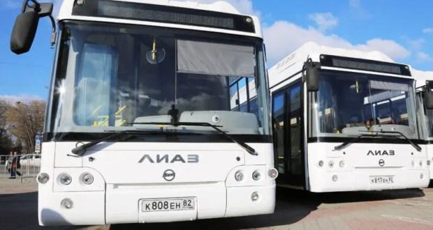 Правоохранители разбираются, почему 68 новых автобусов в Симферополе… разобрали на запчасти