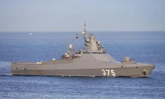 Корабли Черноморского флота примут участие в международном учении «АМАН-2021»