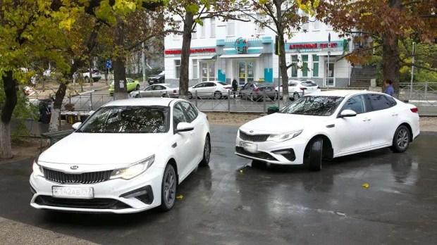 Активисты Гагаринского района помогли поликлиникам Севастополя с автомобилями и топливом