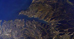 Очередное «космическое фото» Крымского полуострова. В объективе – Севастополь