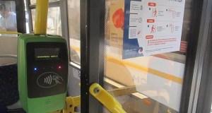 В минтрансе Крыма заявили: мониторинг системы бесконтактной оплаты на маршрутах продолжается
