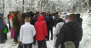 В Ялте прокуратура приняла меры реагирования в связи с ненадлежащим устранением последствий снегопада
