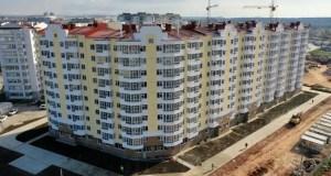 Севастопольские дольщики, обманутые застройщиками ещё при Украине, получили квартиры