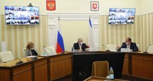 Глава Крыма поручил закончить оформление документации по придомовым территориям до 1 февраля