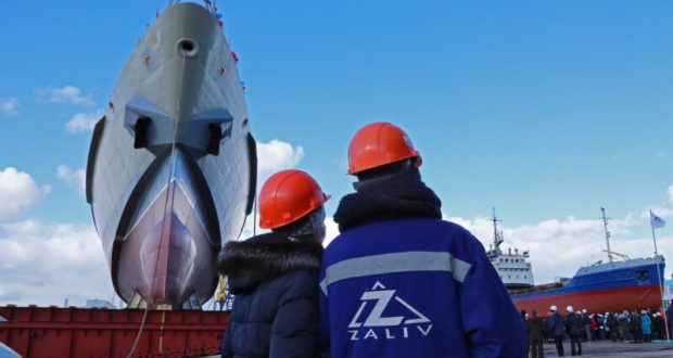 ВМФ России в 2021 году пополнится более чем 40 кораблями и судами
