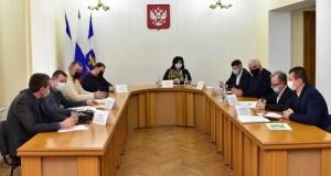 В администрации Симферополя обсудили актуальные вопросы развития Каменского массива
