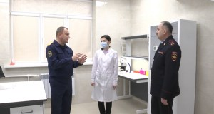 В Севастополе открыли высокотехнологичную ДНК-лабораторию
