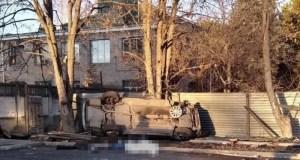 Скорость, закругление дороги, бордюр… Фатальные обстоятельства смертельного ДТП в Симферополе