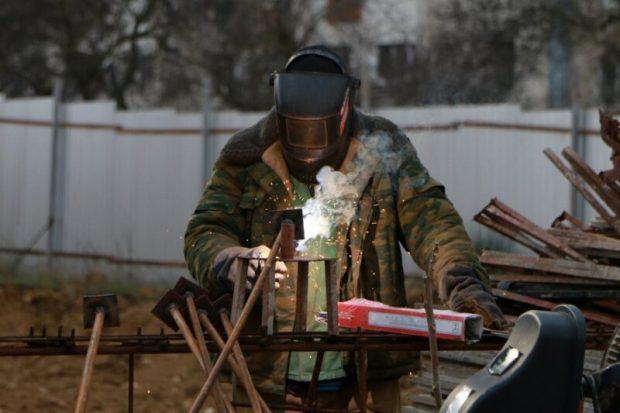 В Севастополе строители детского сада на ул. Горпищенко завершили монолитные работы