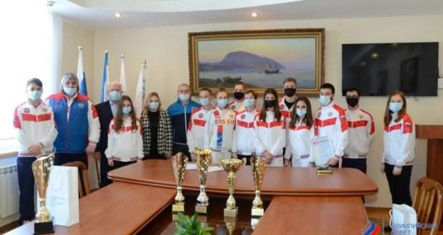 Олимпийский совет Крыма назвал лучших спортсменов республики по итогам 2020 года
