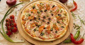 """Пицца в Севастополе с доставкой на дом? """"Вкусное место"""" поможет"""