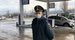МЧС проводит рейды по крымским автозаправкам