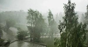Спасатели предупреждают: сегодня в Крыму дождь, завтра – дождь со снегом, а послезавтра - снег