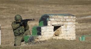 На полигонах Черноморского флота в Крыму завершилась огневая подготовка армейского корпуса