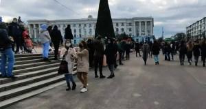 Так сколько же задержанных было в субботу в Симферополе и Севастополе
