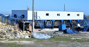 мусоросортировочный завод