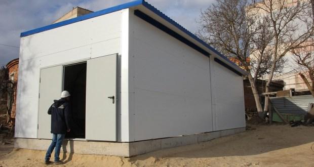 В Керчи строят новую канализационную насосную станцию