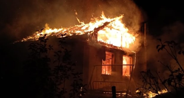 Пожары в Крыму: есть и пострадавшие, есть и погибший
