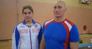 Спортсменка София Чуб-Швец из Симферополя поставила новый Рекорд Республики Крым