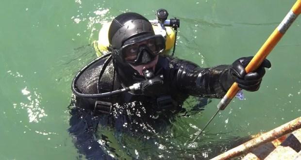В Севастополь на конкурс АрМИ-2021 «Глубина» прибыли команды водолазов со всех флотов