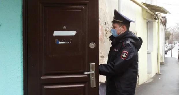 Сотрудники полиции в Симферополе провели оперативно-профилактическую операцию «Быт»