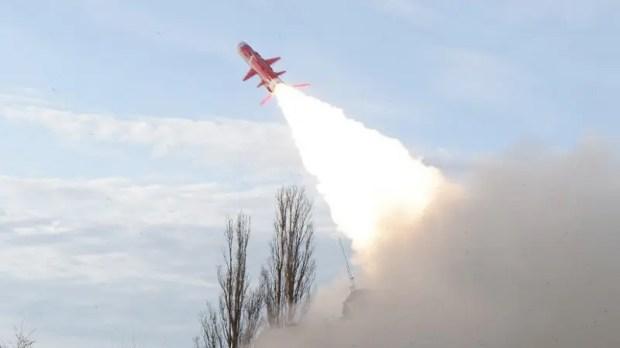 Расчёт берегового ракетного комплекса «Бал» Черноморского флота выполнил ракетную стрельбу по морской цели