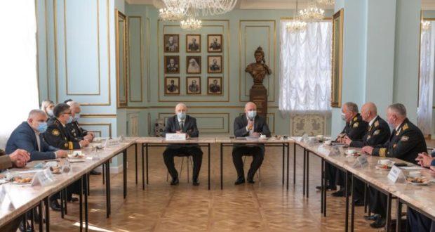 Строительство музея на мысе Хрустальный в Севастополе. Ветеранам рассказали, что должно получиться