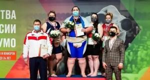 Соревнования сумоистов в Казани: у сборной Крыма – 8 медалей, у Севастополя – 3