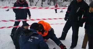 В воскресенье «КРЫМ-СПАС» дважды оказывал помощь любителям зимнего отдыха – «снежных покатушек»
