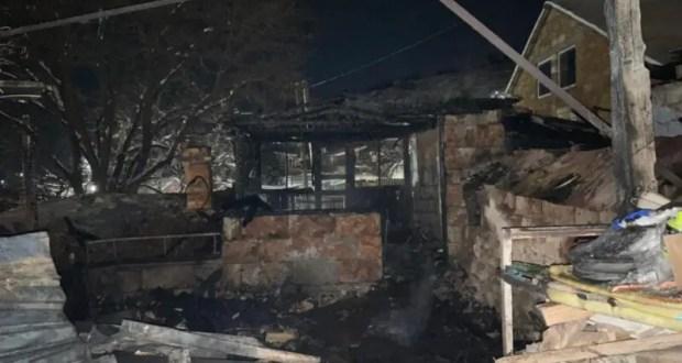 ЧП в Бахчисарае: на пожаре погиб девятимесячный ребенок