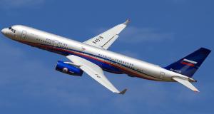 Самолет-наблюдатель Ту-214ОН проверил маскировку военных объектов в Крыму и протестировал ПВО региона