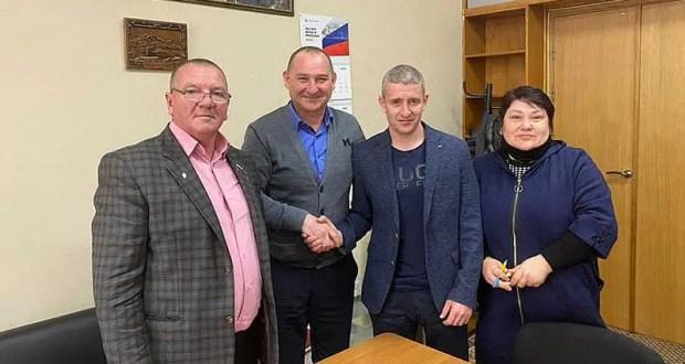 Севастопольский «Доброволец» углубляет сотрудничество с Нахимовским районом